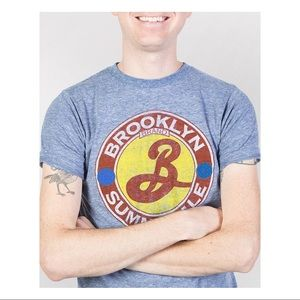 Brooklyn Brewery Shirts - Brooklyn Brewery Summer Ale Tee Shirt